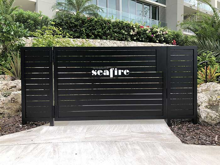 Designing and Installing Gates in Cayman Islands - Image1