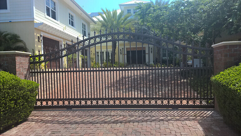 Designing and Installing Gates in Cayman Islands - Image14