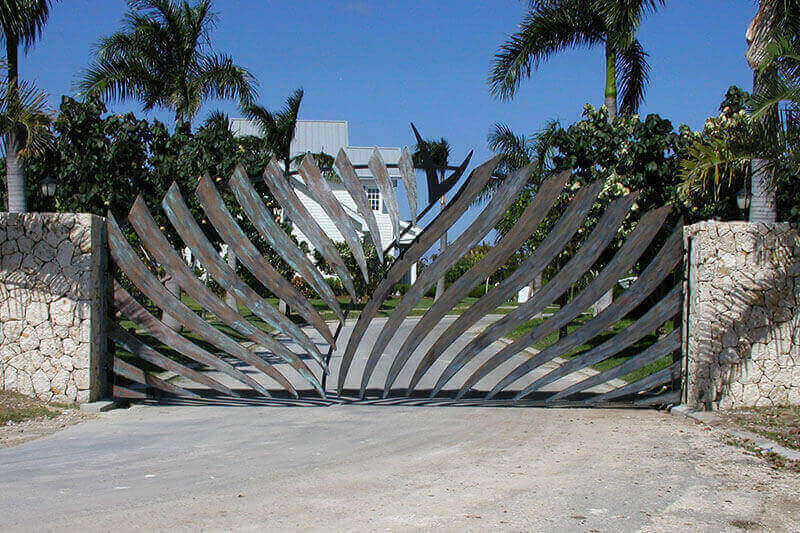 Designing and Installing Gates in Cayman Islands - Image15