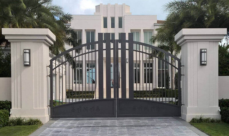 Designing and Installing Gates in Cayman Islands - Image16