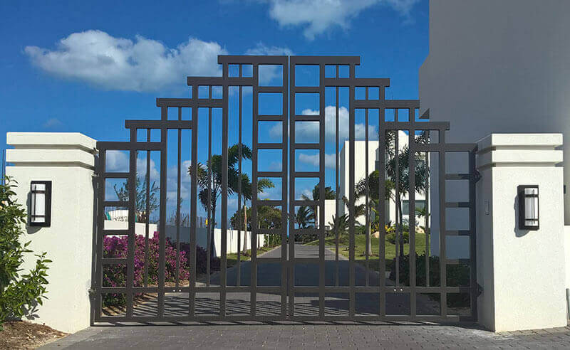 Designing and Installing Gates in Cayman Islands - Image17