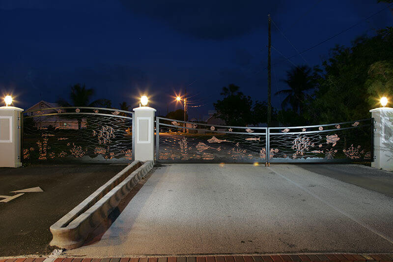 Designing and Installing Gates in Cayman Islands - Image20