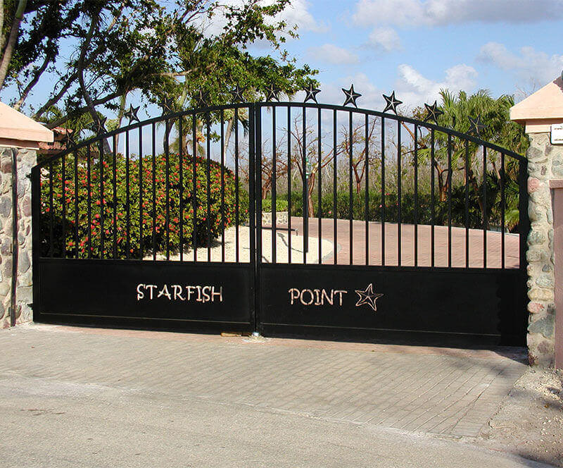 Designing and Installing Gates in Cayman Islands - Image23