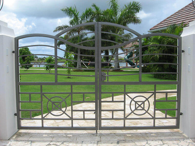 Designing and Installing Gates in Cayman Islands - Image24