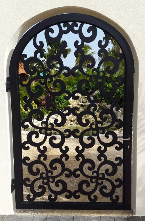 Designing and Installing Gates in Cayman Islands - Image26