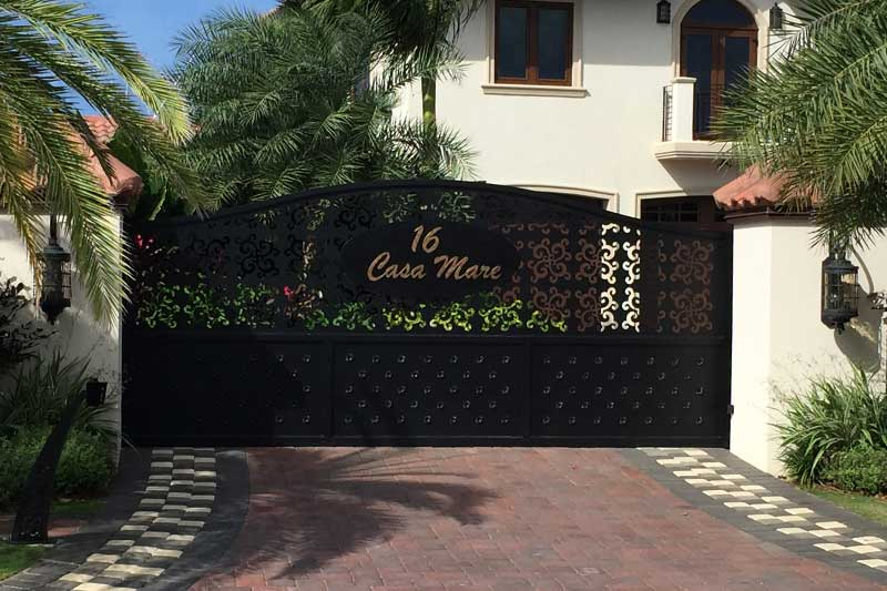 Designing and Installing Gates in Cayman Islands - Image29