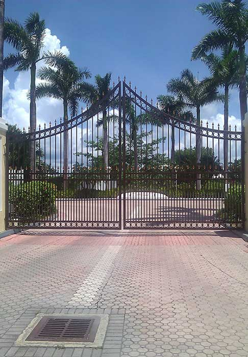 Designing and Installing Gates in Cayman Islands - Image32