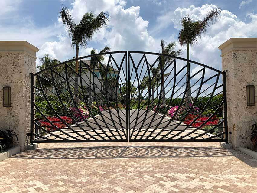 Designing and Installing Gates in Cayman Islands - Image9