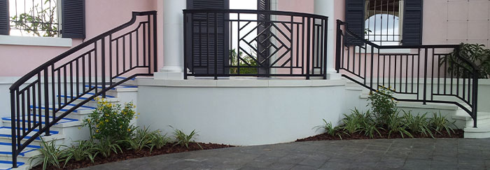 Designing and Installing Railings in Cayman Islands