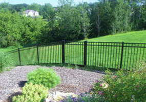 Metal Fencing Design & Installation in Cayman Islands - Image18