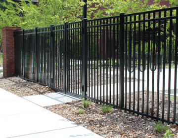 Metal Fencing Design & Installation in Cayman Islands - Image21