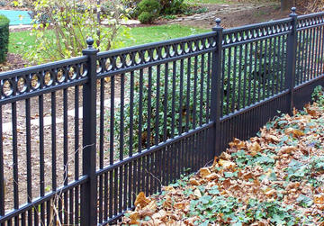 Metal Fencing Design & Installation in Cayman Islands - Image22