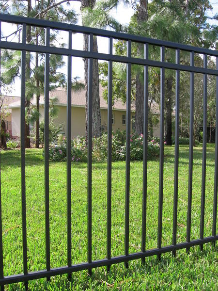 Metal Fencing Design & Installation in Cayman Islands - Image25
