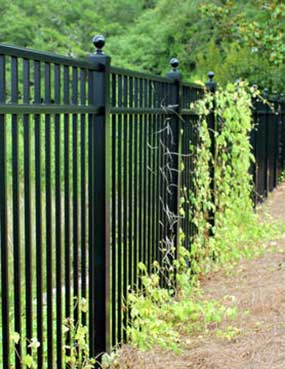 Metal Fencing Design & Installation in Cayman Islands - Image26