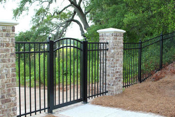 Metal Fencing Design & Installation in Cayman Islands - Image27