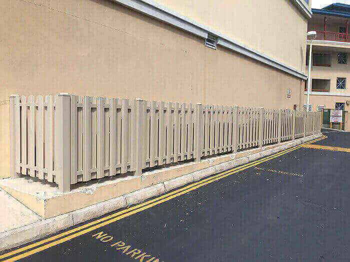 Metal Fencing Design & Installation in Cayman Islands - Image3