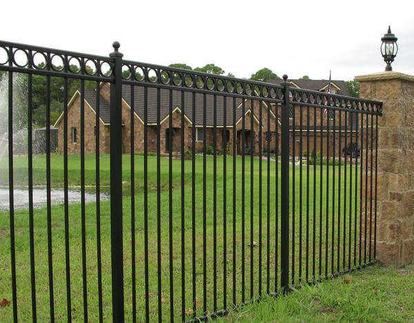 Metal Fencing Design & Installation in Cayman Islands - Image30