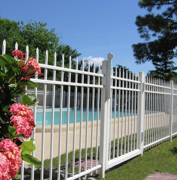 Metal Fencing Design & Installation in Cayman Islands - Image32