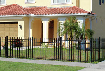 Metal Fencing Design & Installation in Cayman Islands - Image35