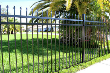 Metal Fencing Design & Installation in Cayman Islands - Image36