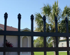 Metal Fencing Design & Installation in Cayman Islands - Image37