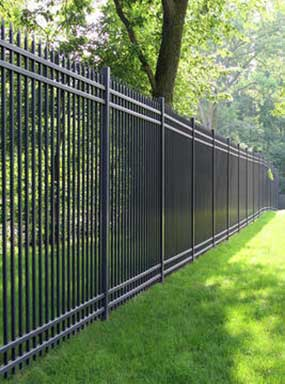 Metal Fencing Design & Installation in Cayman Islands - Image38