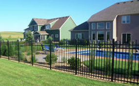 Metal Fencing Design & Installation in Cayman Islands - Image39