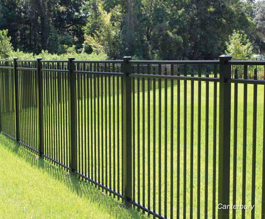 Metal Fencing Design & Installation in Cayman Islands - Image42