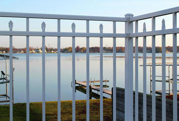 Metal Fencing Design & Installation in Cayman Islands - Image43