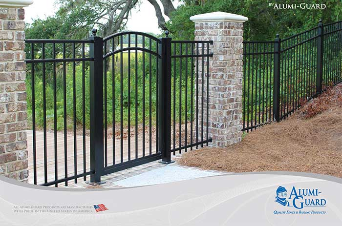 Metal Fencing Design & Installation in Cayman Islands - Image45