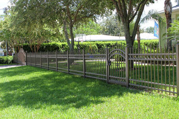 Metal Fencing Design & Installation in Cayman Islands - Image47