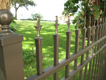 Metal Fencing Design & Installation in Cayman Islands - Image48
