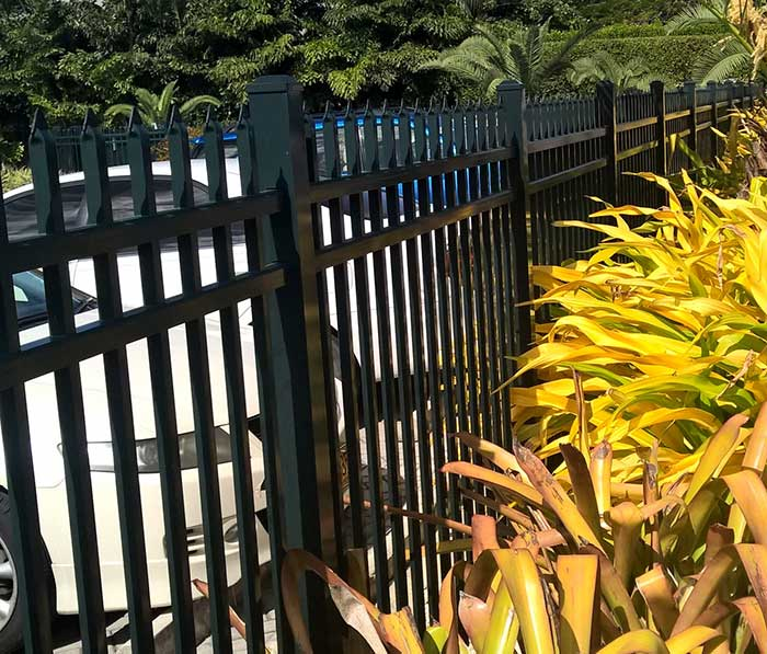 Metal Fencing Design & Installation in Cayman Islands - Image5