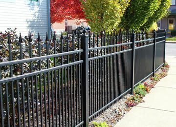 Metal Fencing Design & Installation in Cayman Islands - Image54