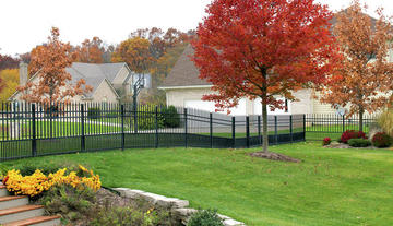 Metal Fencing Design & Installation in Cayman Islands - Image55