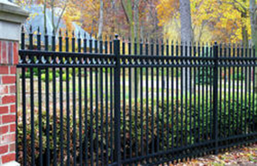 Metal Fencing Design & Installation in Cayman Islands - Image56