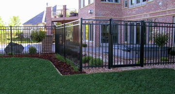 Metal Fencing Design & Installation in Cayman Islands - Image57