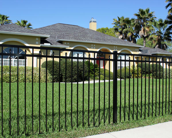 Metal Fencing Design & Installation in Cayman Islands - Image58