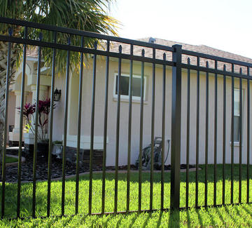 Metal Fencing Design & Installation in Cayman Islands - Image59