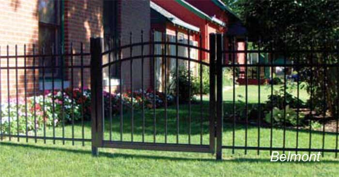 Metal Fencing Design & Installation in Cayman Islands - Image7