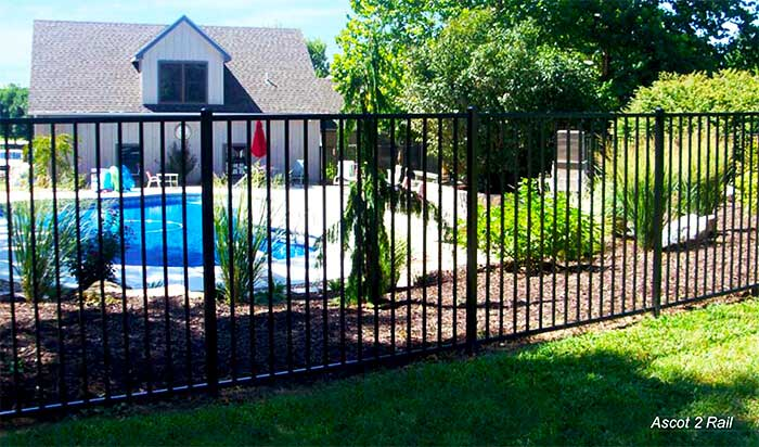 Metal Fencing Design & Installation in Cayman Islands - Image8