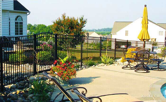 Metal Fencing Design & Installation in Cayman Islands - Image9